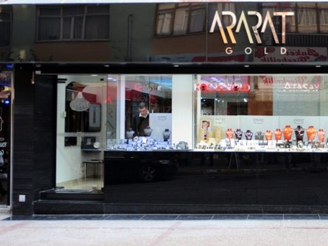 Ararat Kuyumculuk-İzmir Kozağaç