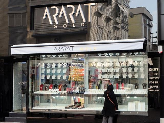 Ararat Kuyumculuk-İzmir Şirinyer