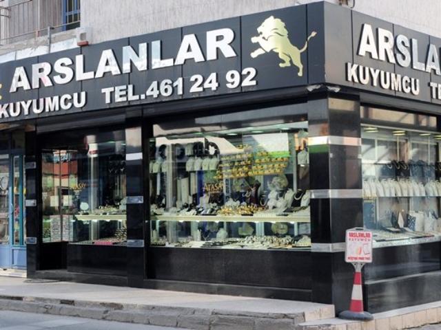 Arslanlar Kuyumculuk-İzmir Çamdibi