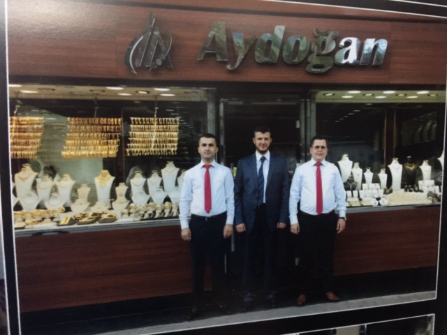 Aydoğan Kuyumculuk-Antalya Alanya
